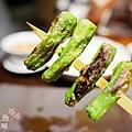 八兵衛1680套餐-日本小綠椒串燒