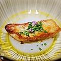 八兵衛1680套餐-極品香煎鵝肝燉煮白蘿蔔 (1)