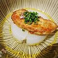 八兵衛1680套餐-極品香煎鵝肝燉煮白蘿蔔 (3)