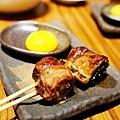 八兵衛1680套餐-澳洲和牛壽喜燒串燒 (2)