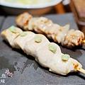 八兵衛1680套餐-雞柳串燒 (1)