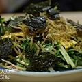 龍居酒屋-沙拉盤  (2)