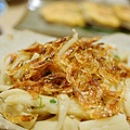龍居酒屋-櫻花蝦炒竹筍 (2)