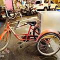 胖子小吃部-安東街用三輪車送菜的熱炒100 (2)