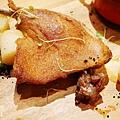 樂沐私廚-980午間套餐-烤鴨腿 (3)