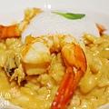 樂沐私廚-午間套餐680-海鮮燉飯 (7)