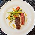 山蘭居法式料理-牛排 (1)