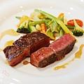 山蘭居法式料理-牛排 (2)