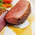 山蘭居法式料理-煎鴨胸 (2)