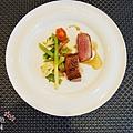 山蘭居法式料理-煎鴨胸 (1)
