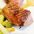 山蘭居法式料理-煎鴨胸 (3)