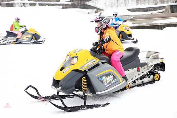 白馬村-雪中摩托車VS雪中泛舟 (27)