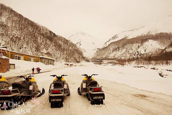 白馬村-雪中摩托車VS雪中泛舟 (25)