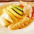 Volando馥蘭朵烏來溫泉飯店-早餐 (6)