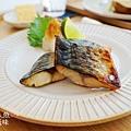 小器食堂-鹽烤鯖魚 (3)