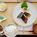 小器食堂-鹽烤鯖魚 (2)