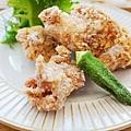 小器食堂-龍田揚雞套餐 (3)