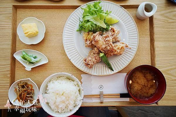 小器食堂-龍田揚雞 (1)