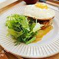 小器食堂-特製漢堡排 (5)