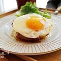 小器食堂-特製漢堡排 (4)
