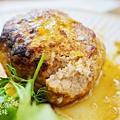 小器食堂-特製漢堡排 (3)