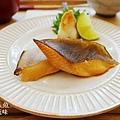 小器食堂-幽庵燒鱈魚 (2)