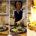 武暖 無菜單料理