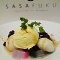 大阪大丸百貨地下樓-SASA FUKU烏龍麵專賣店 (17)