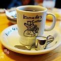 大阪KOMEDA's Cafe (12)