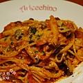大阪YODOBASHI-ARLECCHINO義大利麵店 (6)