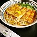 今井 -穴子蕎麥麵 (1)