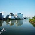 OSAKA大阪帝國飯店-新銀橋晨景ANDO (15)