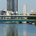 OSAKA大阪帝國飯店-新銀橋晨景ANDO (14)