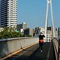 OSAKA大阪帝國飯店-新銀橋晨景ANDO (7)