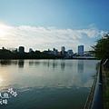 OSAKA大阪帝國飯店-新銀橋晨景ANDO (3)