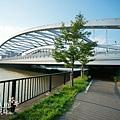 OSAKA大阪帝國飯店-新銀橋晨景ANDO (1)