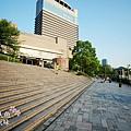 OSAKA大阪帝國飯店-新銀橋晨景ANDO (5)