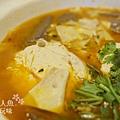 天成飯店-翠庭-臭豆腐鍋 (2)