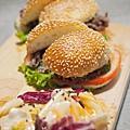 MAJOR K主修韓坊-牛肉小漢堡 (9)