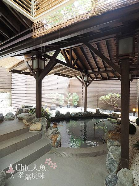 北投奇岩大地溫泉會館-大眾湯-泳池區 (32)