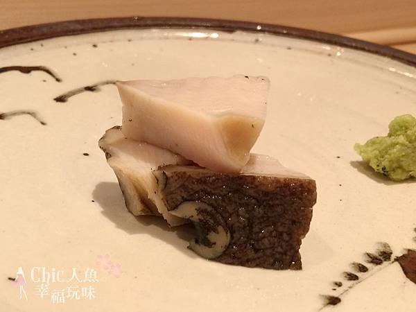 yoshitake東京米其林三星壽司店-吉武 (33)