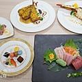 台北凱薩Checkers-位上主菜龍蝦和牛壽司 (3)