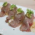 台北凱薩Checkers-位上主菜龍蝦和牛壽司 (2)