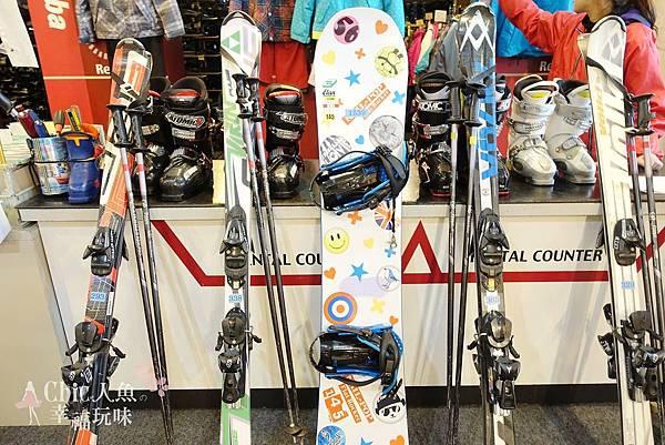 苗場王子滑雪場 (2)