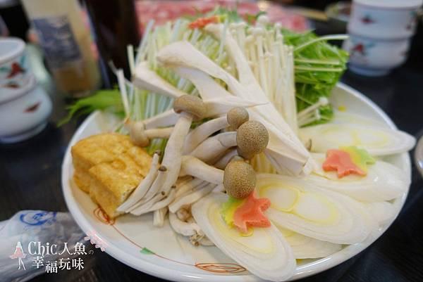 新瀉縣-糯米豬涮涮鍋 (45)