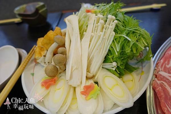 新瀉縣-糯米豬涮涮鍋 (52)