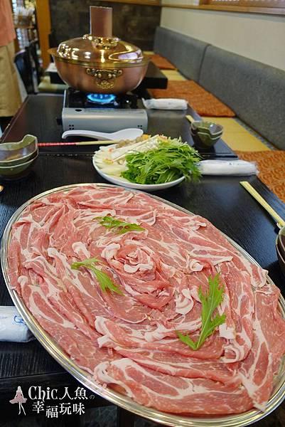 新瀉縣-糯米豬涮涮鍋 (55)
