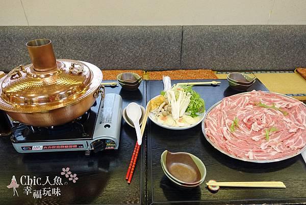 新瀉縣-糯米豬涮涮鍋 (59)