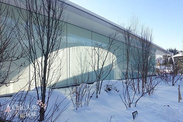 長野縣輕井澤千住博美術館 (154)