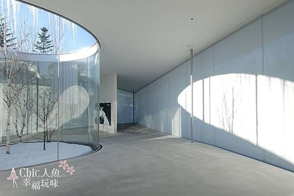 長野縣輕井澤千住博美術館 (152)